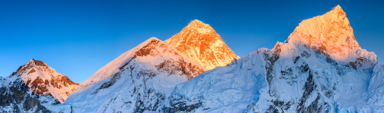 Khumbu「Sunset over Mount Everest」:スマホ壁紙(8)