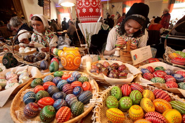 イースター「Sorbians Prepare For Easter」:写真・画像(18)[壁紙.com]