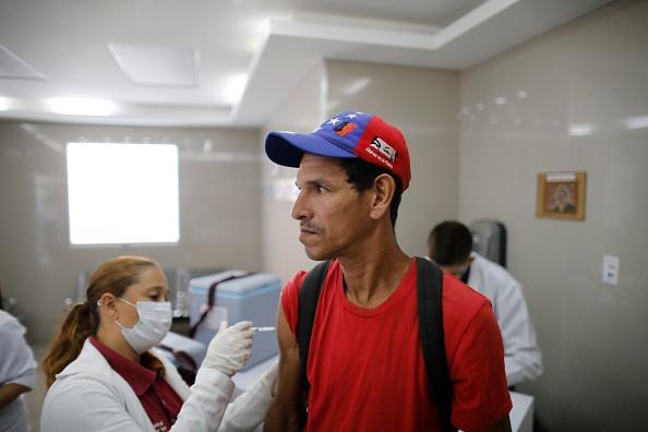 Latin America「Venezuela Declares Coronavirus Emergency」:写真・画像(6)[壁紙.com]