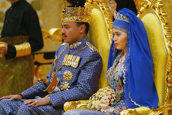 Bride「Royal Wedding Of The Crown Prince Of Brunei」:写真・画像(10)[壁紙.com]