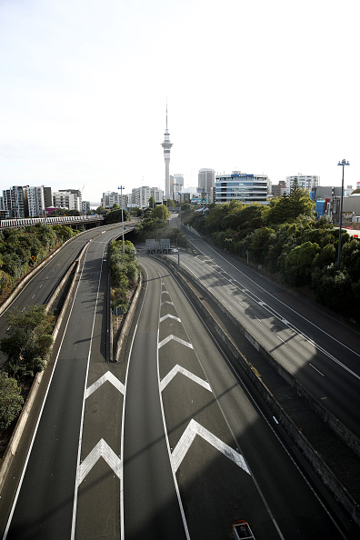 Auckland「New Zealand In Lockdown As State Of National Emergency Comes Into Effect Amid Coronavirus Pandemic」:写真・画像(19)[壁紙.com]