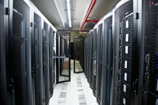 Supercomputer「Data Center」:スマホ壁紙(12)