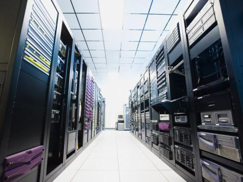 Computer Part「Data center」:スマホ壁紙(16)