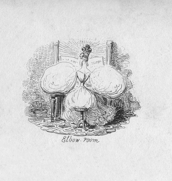 1820-1829「Elbow Room, 1829」:写真・画像(7)[壁紙.com]
