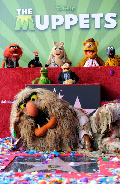 El Capitan Theatre「The Muppets Honored On The Hollywood Walk Of Fame」:写真・画像(2)[壁紙.com]
