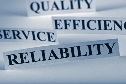 Efficiency「Reliability」:スマホ壁紙(12)