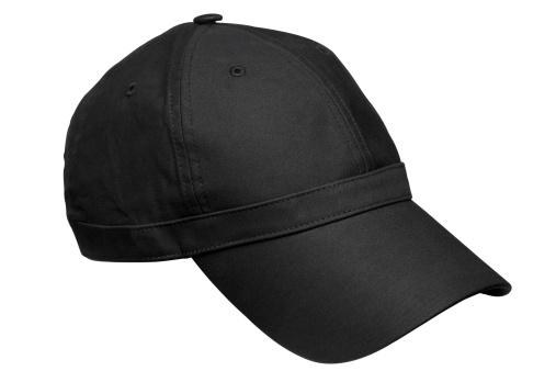 縁なし帽子「Black baseball cap」:スマホ壁紙(19)