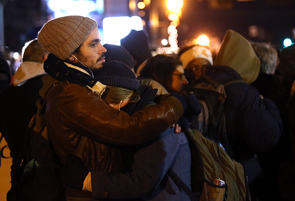 Social Movement「Grand Jury Decision Reached In Ferguson Shooting Case」:写真・画像(9)[壁紙.com]