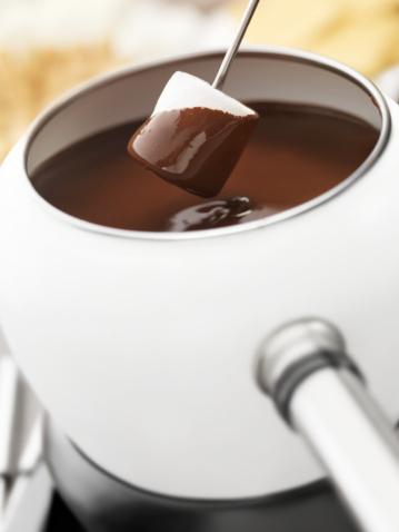 Milk Chocolate「Chocolate Fondue with Marshmallows」:スマホ壁紙(19)