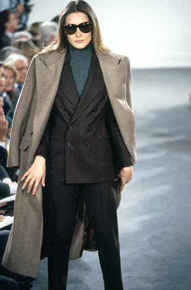 1990-1999「Ex-Top Model Carla Bruni Linked To French President Nicolas Sarkozy」:写真・画像(0)[壁紙.com]