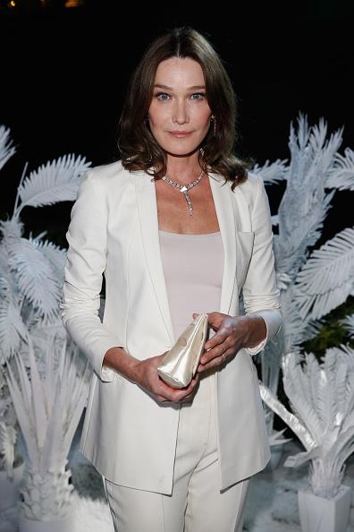 Carla Bruni「Vogue Fashion Dubai Experience 2015 - Gala Event Arrivals」:写真・画像(11)[壁紙.com]