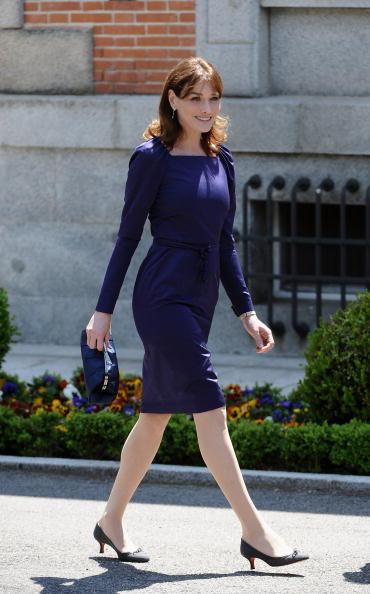 Dress Shoe「Spanish Royals Host Lunch Honouring Nicolas Sarkozy & Carla Bruni」:写真・画像(10)[壁紙.com]