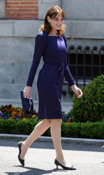 Dress Shoe「Spanish Royals Host Lunch Honouring Nicolas Sarkozy & Carla Bruni」:写真・画像(11)[壁紙.com]