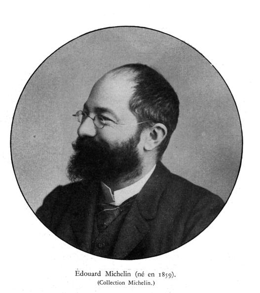 兄弟「Édouard Michelin  (1859–1940)」:写真・画像(17)[壁紙.com]