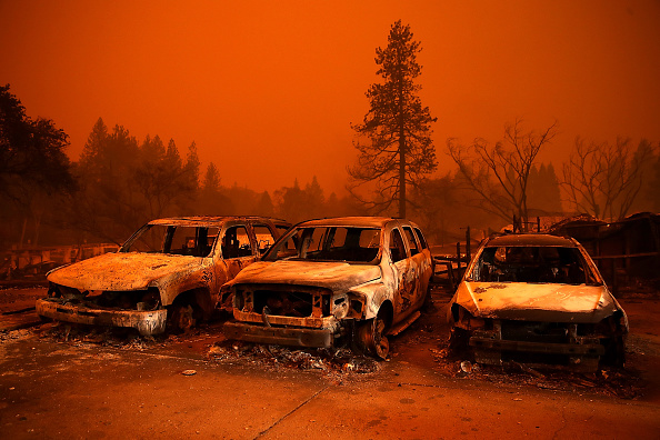 California「Rapidly-Spreading Wildfire In California's Butte County Prompts Evacuations」:写真・画像(7)[壁紙.com]