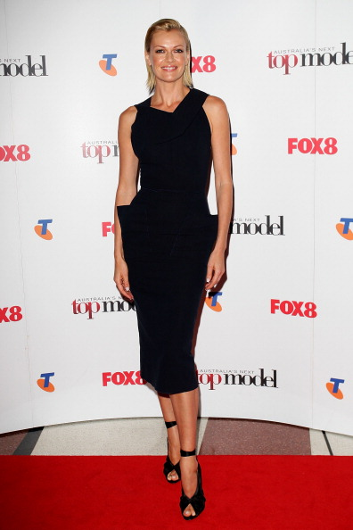 Pencil Dress「Australia's Next Top Model Sydney Launch」:写真・画像(15)[壁紙.com]