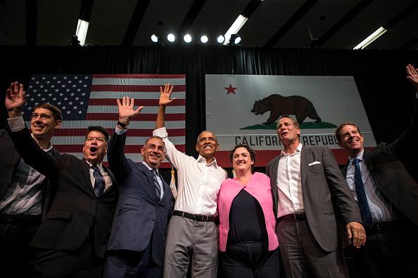 アナハイム「President Obama Attends California Democratic Party Rally」:写真・画像(9)[壁紙.com]
