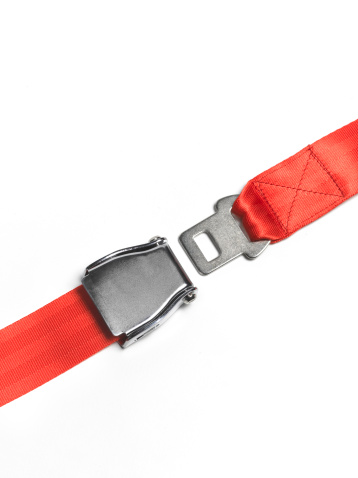 Buckle「Red seat belt unfastened, straight」:スマホ壁紙(14)