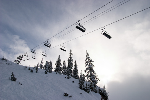 Ski Resort「Winter Wonderland」:スマホ壁紙(17)