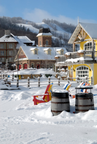Ski Resort「Winter Wonderland」:スマホ壁紙(7)