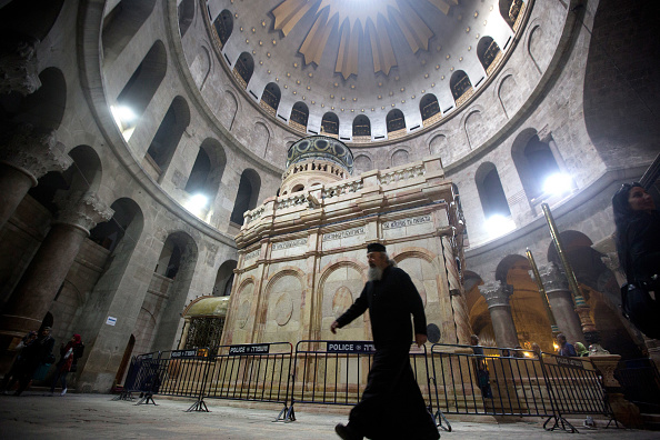 Tomb「Jesus' Tomb To Be Unveiled After $4 Million Renovation Project」:写真・画像(18)[壁紙.com]