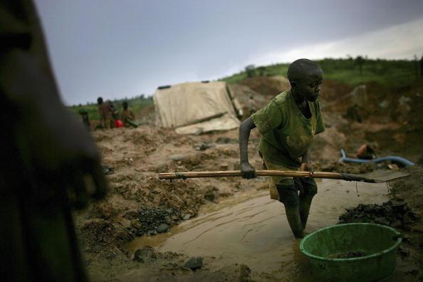 Mine「Gold Rush Fuels DR Congo Crisis」:写真・画像(5)[壁紙.com]