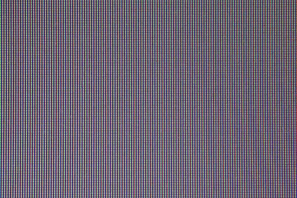 LCD pixel macro (XLarge):スマホ壁紙(壁紙.com)