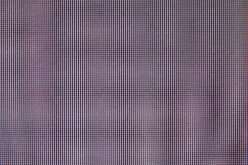 タータンチェック「LCD ピクセルマクロ(XL」:スマホ壁紙(8)