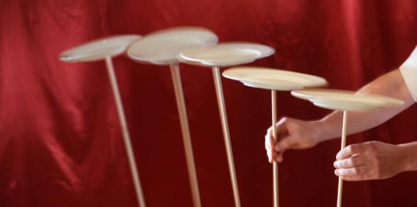 Spinning「spinning plates」:スマホ壁紙(3)
