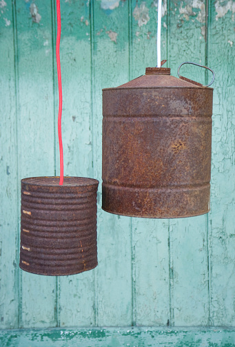 Lamp Shade「Upcycling of old tin cans, lamps」:スマホ壁紙(12)