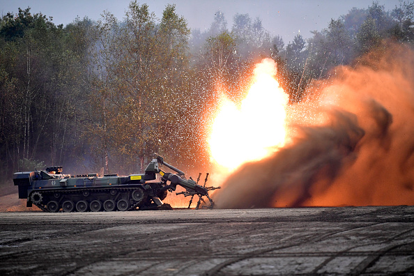 Russian Military「Germany And Holland Hold Military Exercises」:写真・画像(3)[壁紙.com]