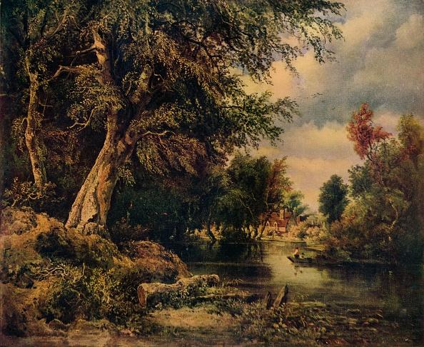 Water's Edge「Landscape, 1911. Artist: John Constable」:写真・画像(12)[壁紙.com]