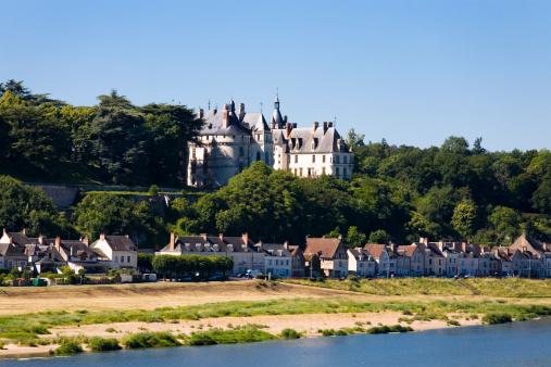 Loire Valley「Landscape at Chaumont-sur-Loire」:スマホ壁紙(11)