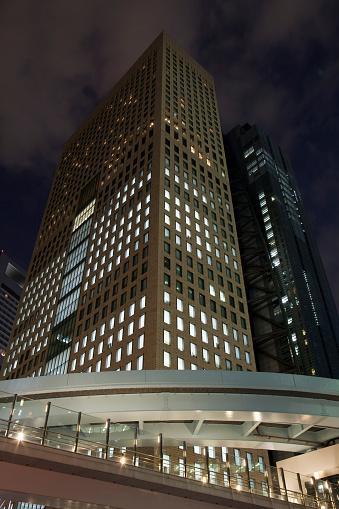 Shiodome「Shiodome Skyscrapers」:スマホ壁紙(18)
