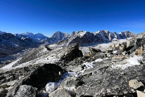 Khumbu Glacier「The Changri Nup and Khumbu Glaciers」:スマホ壁紙(15)