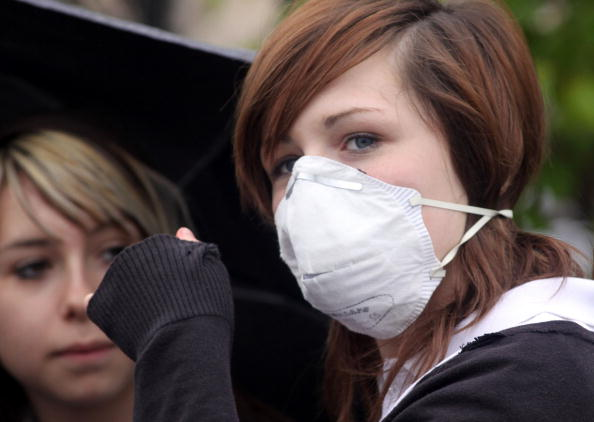 Surgical Mask「Pupil At Downend School Confirmed As Having Contracted Swine Flu」:写真・画像(5)[壁紙.com]