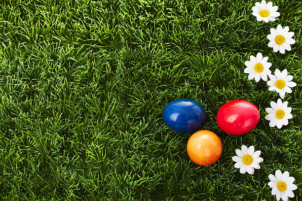 Colorful Easter Eggs:スマホ壁紙(壁紙.com)