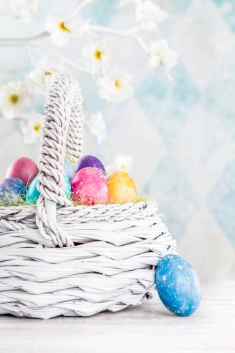 Easter Basket「Colorful Easter Eggs」:スマホ壁紙(9)