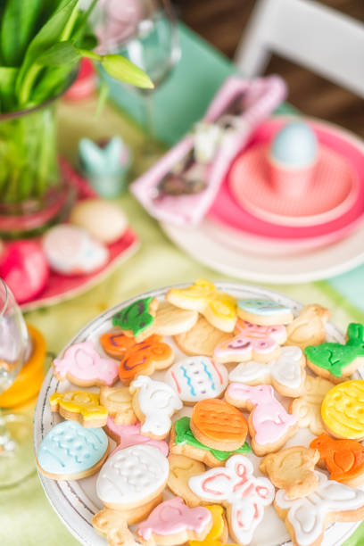 Colorful Easter Cookies:スマホ壁紙(壁紙.com)