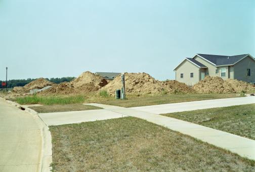 Illinois「House near construction」:スマホ壁紙(8)