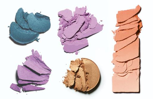 Crushed「Make-up crushed blush and eyeshadow」:スマホ壁紙(7)