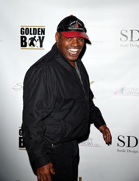 Leon Spinks「Smile Design Gallery & Bernard Hopkins Present: The Art of Boxing」:写真・画像(2)[壁紙.com]
