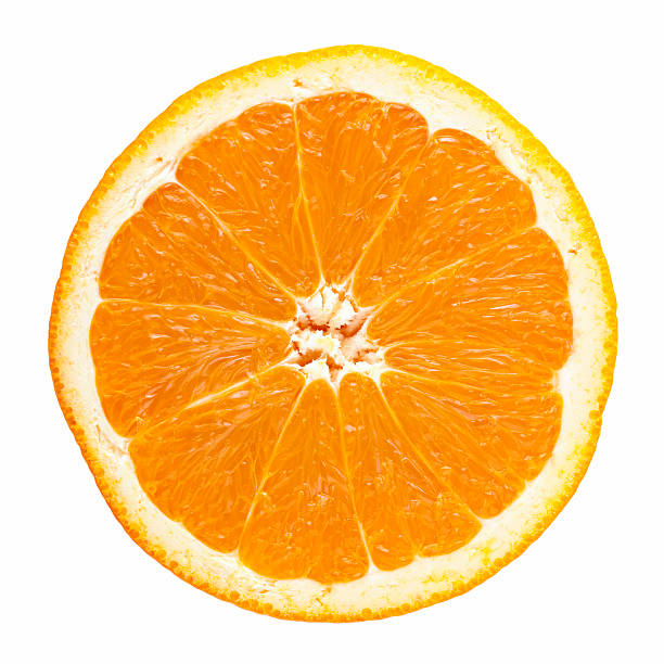 Slice of orange:スマホ壁紙(壁紙.com)