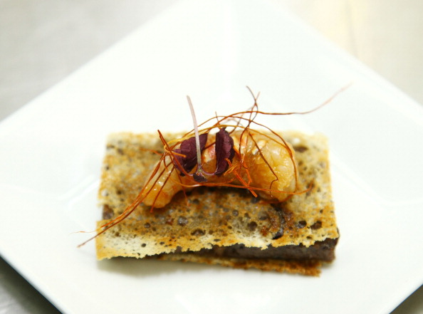 Crunchy「The City Of Madrid Presents Gastrofestival 2012 In New York City With Celebrated Chefs Paco Roncero, David Munoz And Jordi Roca」:写真・画像(7)[壁紙.com]