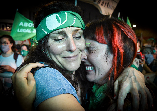 Argentina「Argentine Senate Decides on Legalization of Abortion」:写真・画像(13)[壁紙.com]