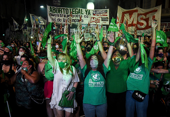 Argentina「Argentine Senate Decides on Legalization of Abortion」:写真・画像(5)[壁紙.com]