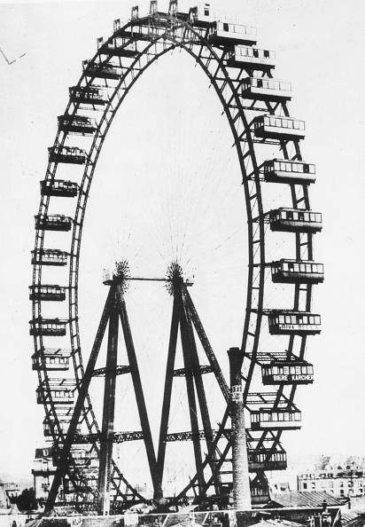 Spencer Arnold Collection「Paris Wheel」:写真・画像(9)[壁紙.com]