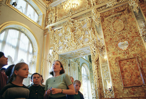 Ornate「The Lucrative Business of Amber in Russia」:写真・画像(11)[壁紙.com]