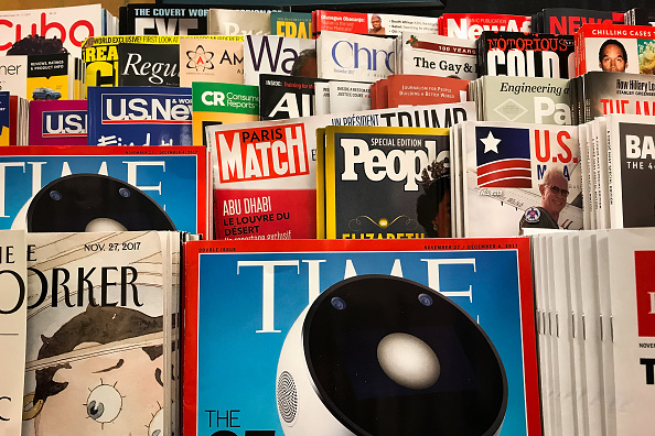 Consolidated News Pictures「Meredith Corp Acquires Time Inc In $1.84 Billion Deal」:写真・画像(12)[壁紙.com]