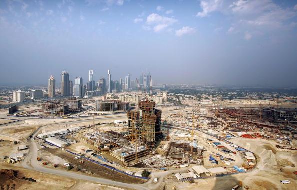 Construction Industry「Dubai Economy Booms」:写真・画像(16)[壁紙.com]